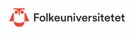 Logo av Folkeuniversitetets læringsportal