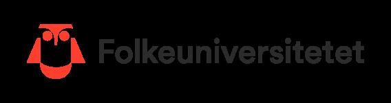 Logo Folkeuniversitetets læringsportal